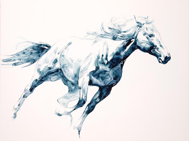 Sapphire Gallop #1