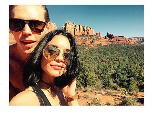 They look beautiful even in the middle in the desert. How?