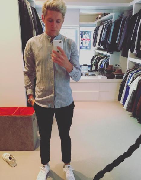 Instagram:@niallhoran