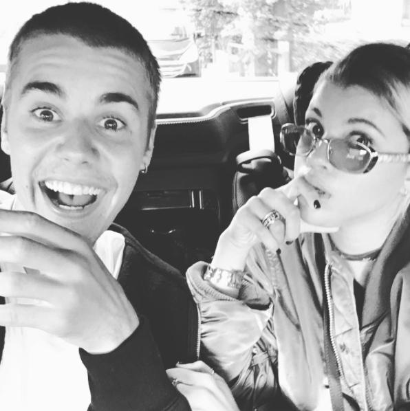Instagram: @justinbieber