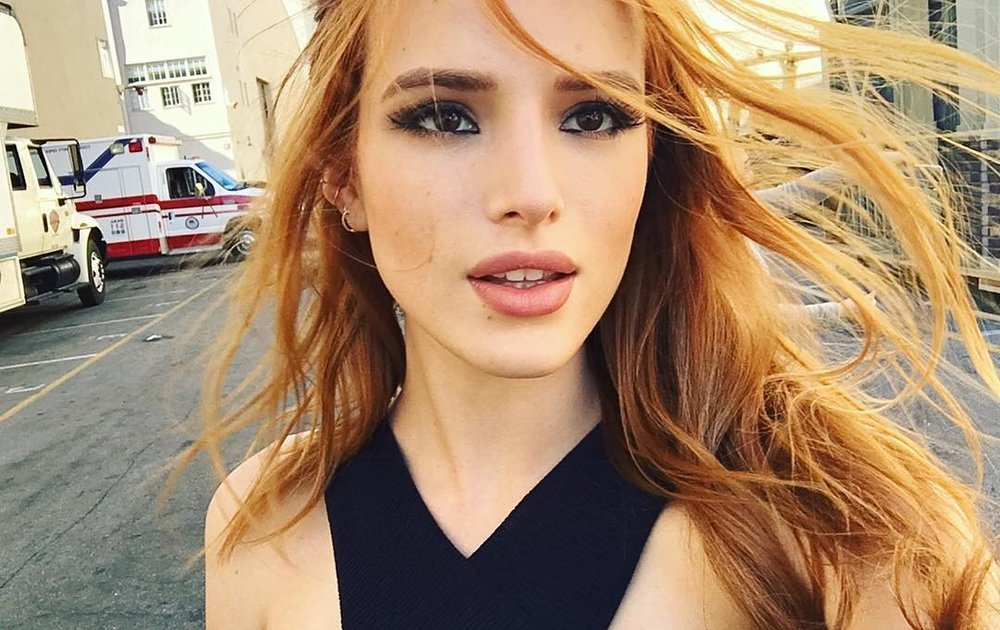 Instagram: @bellathorne