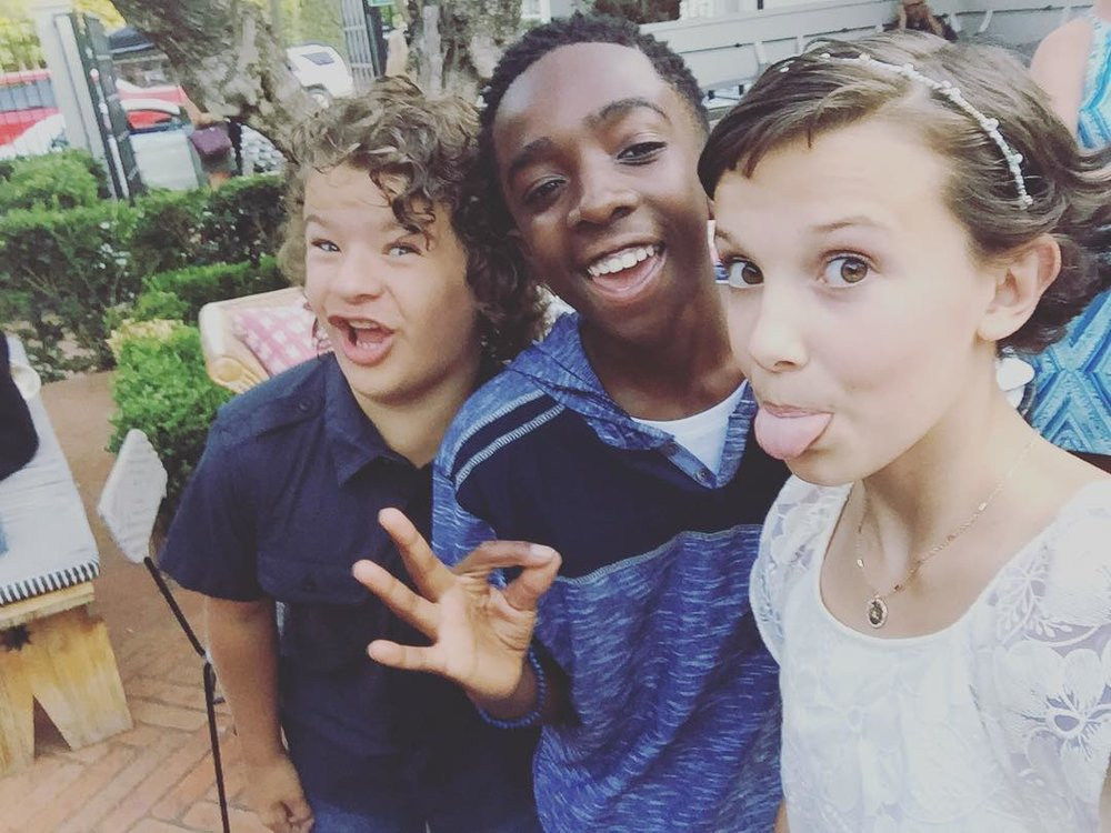 Instagram: @therealcalebmclaughlin