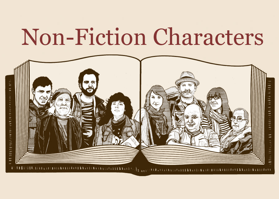Article: Non-Fiction Characters