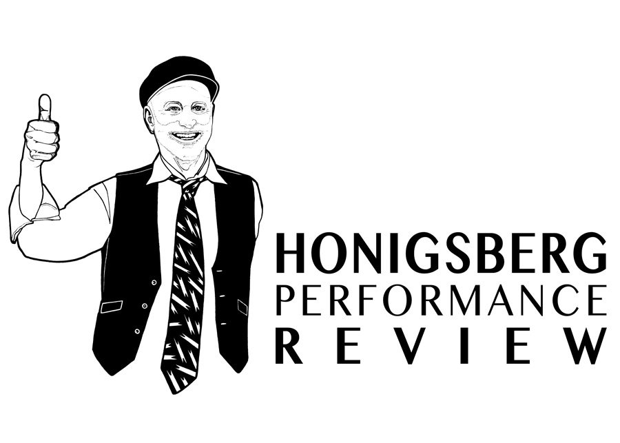 Honigsberg Performance Review, Logo Illustration & Design