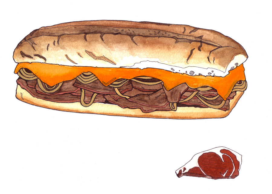 "Article: ""Signature Sandwiches"""