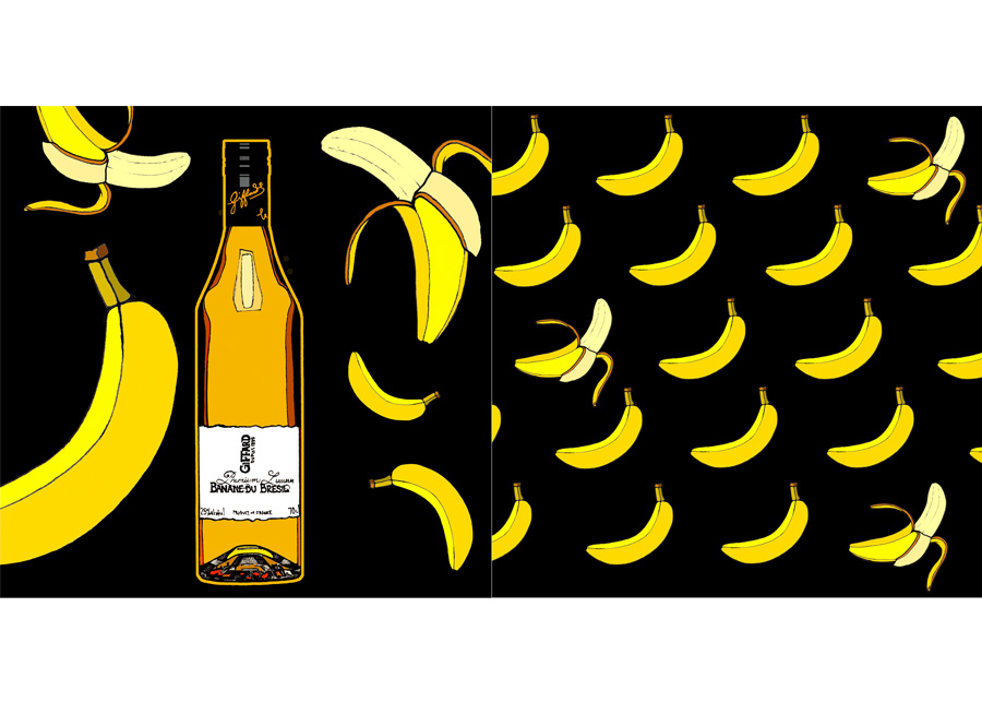 Drink Me Now: Bananas