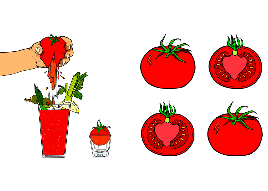 Drink Me Now: Tomatoes