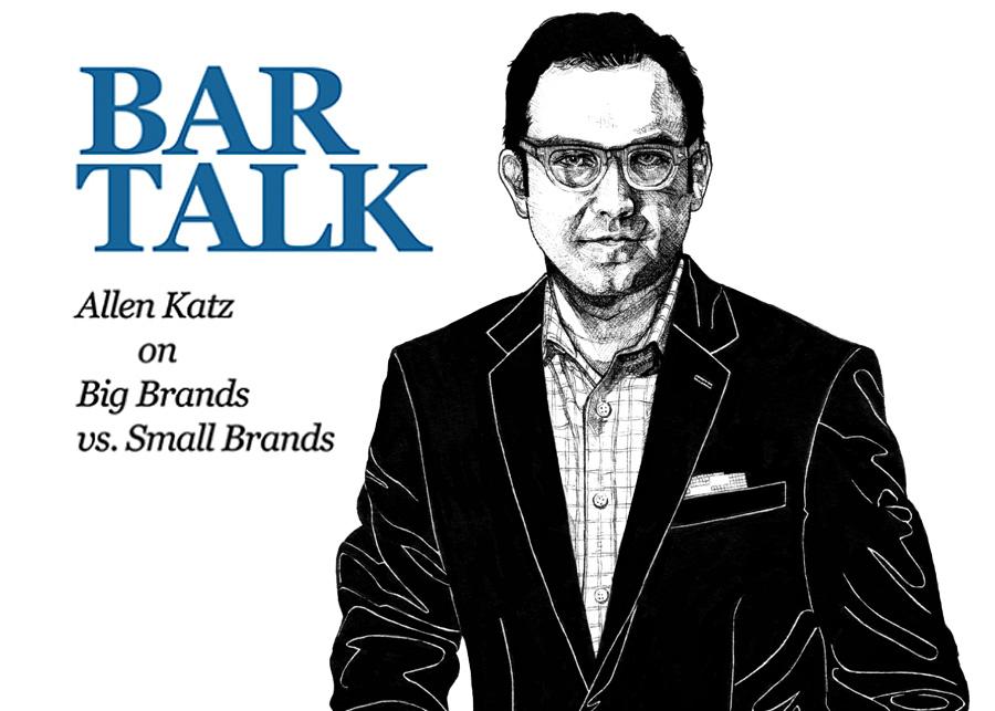Bar Talk: Allen Katz