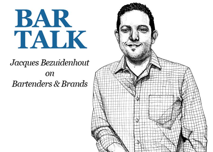 Bar Talk: Jacques Bezuidenhout