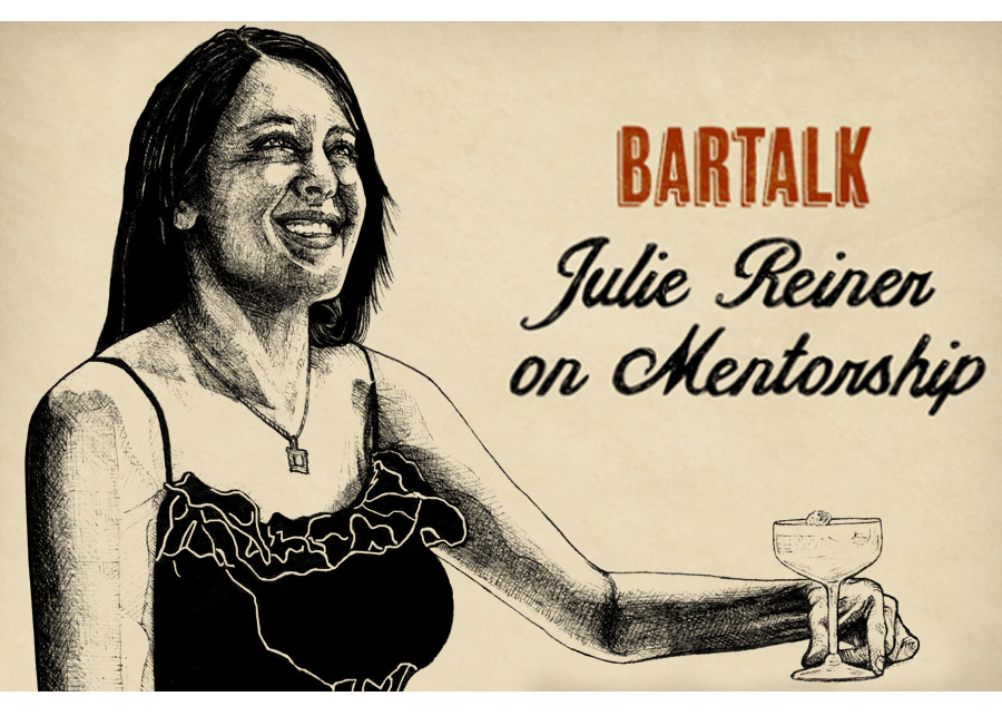 Bar Talk: Julie Reiner