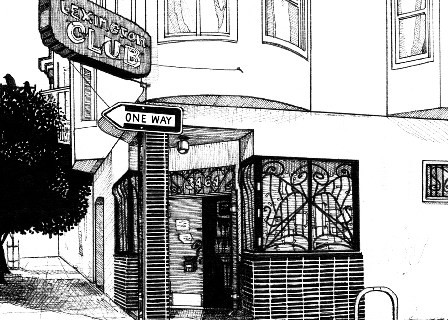 An Elegy To SF's Last Dyke Bar: Main Image