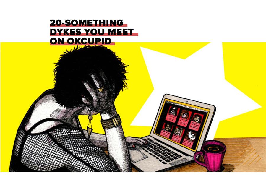 Article: 20-Something Dykes You Meet On OkCupid