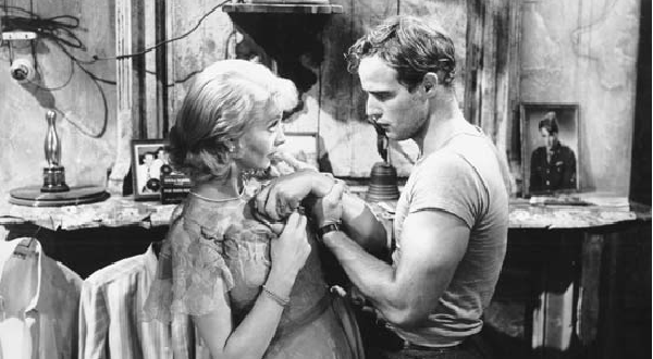 """A Streetcar Named Desire."" (1951)    The t-shirt made its Hollywood debut in the move ""A Streetcar Named Desire."" Teens went crazy for the look of the plain white t-shirt worn by Marlon Brando. By the end of 1951, t-shirt sales totaled $180 million."