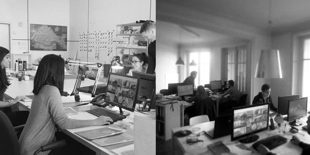 INTELLIGNT offices NYC & Paris