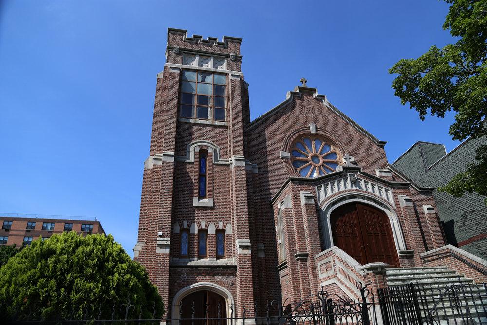 Calvary & St. Cyprian's Church