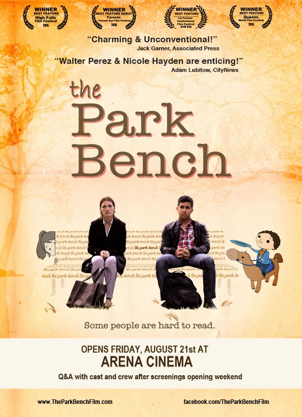 The Park Bench film