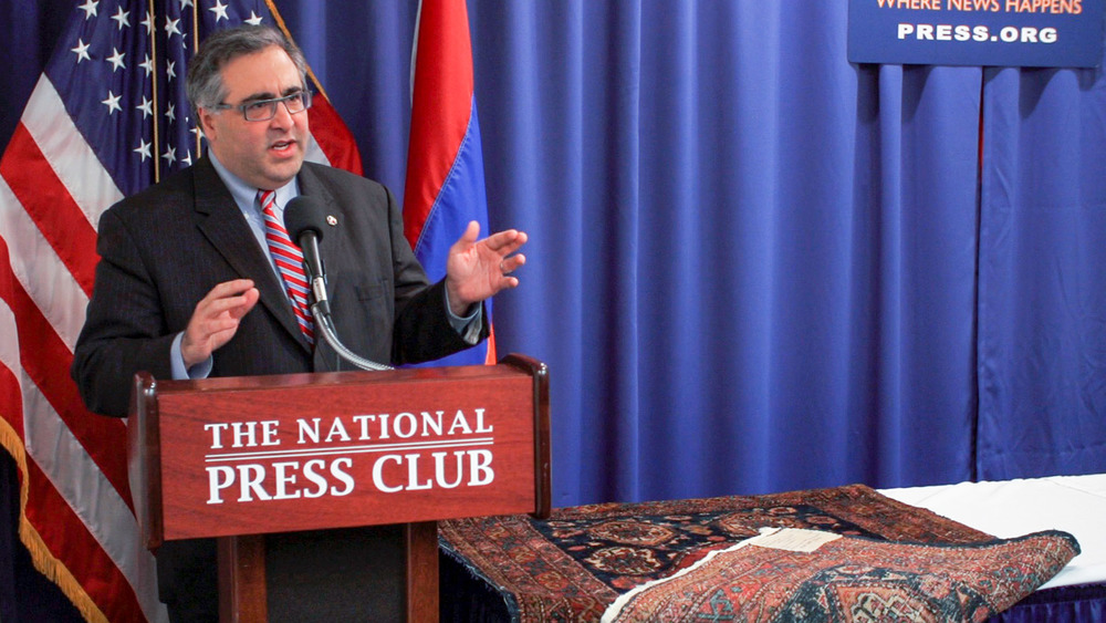 Aram Hamparian    Activist, Executive Director, Armenian National Committee of America (ANCA)   Seeking justice in the name of the Genocide and working to garner political support for a strong Armenian future.