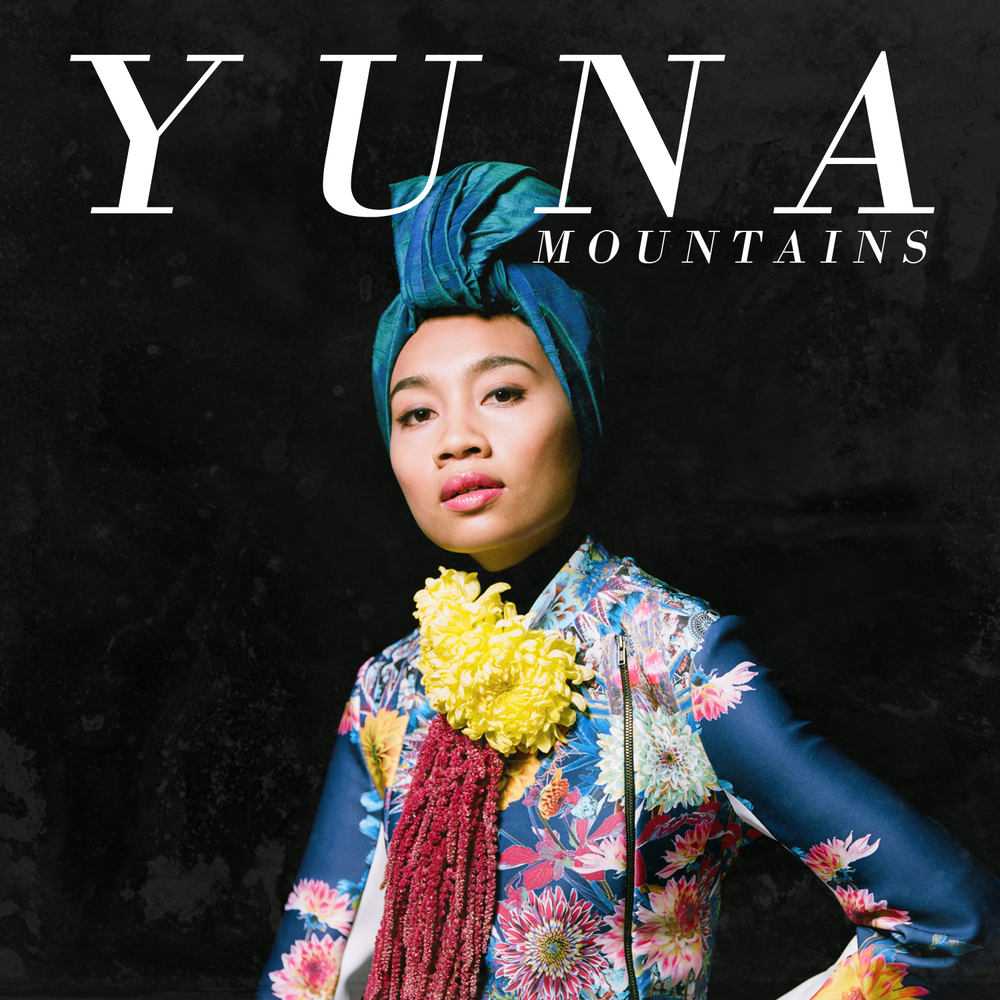 Yuna - Mountains - Cover Artwork