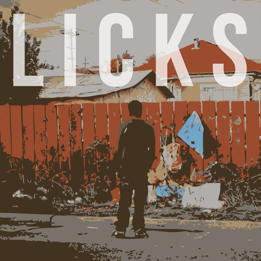 LICKS - Film Artwork