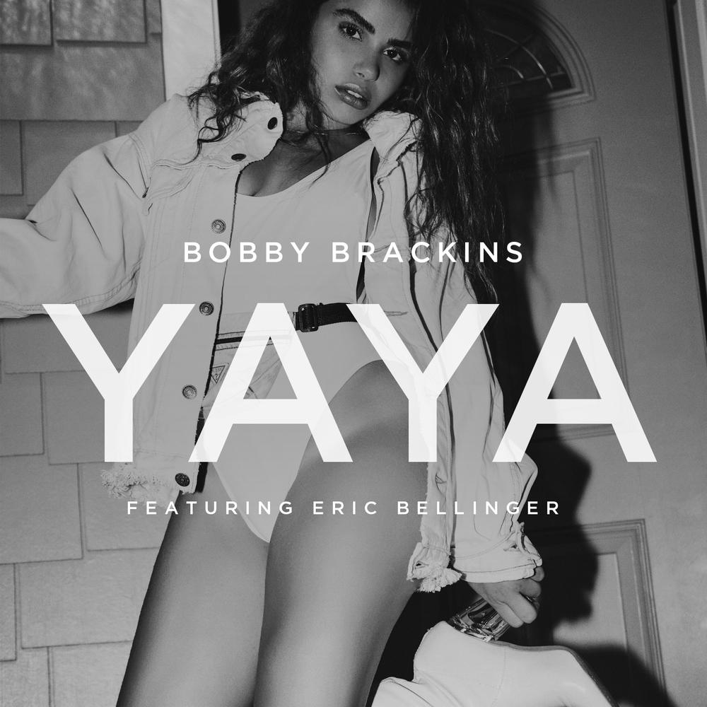 Bobby Brackins feat. Eric Bellinger - YAYA Artwork
