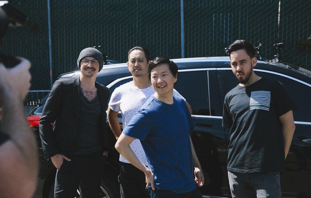Linkin Park & Ken Jeong - Carpool Karaoke on Apple Music