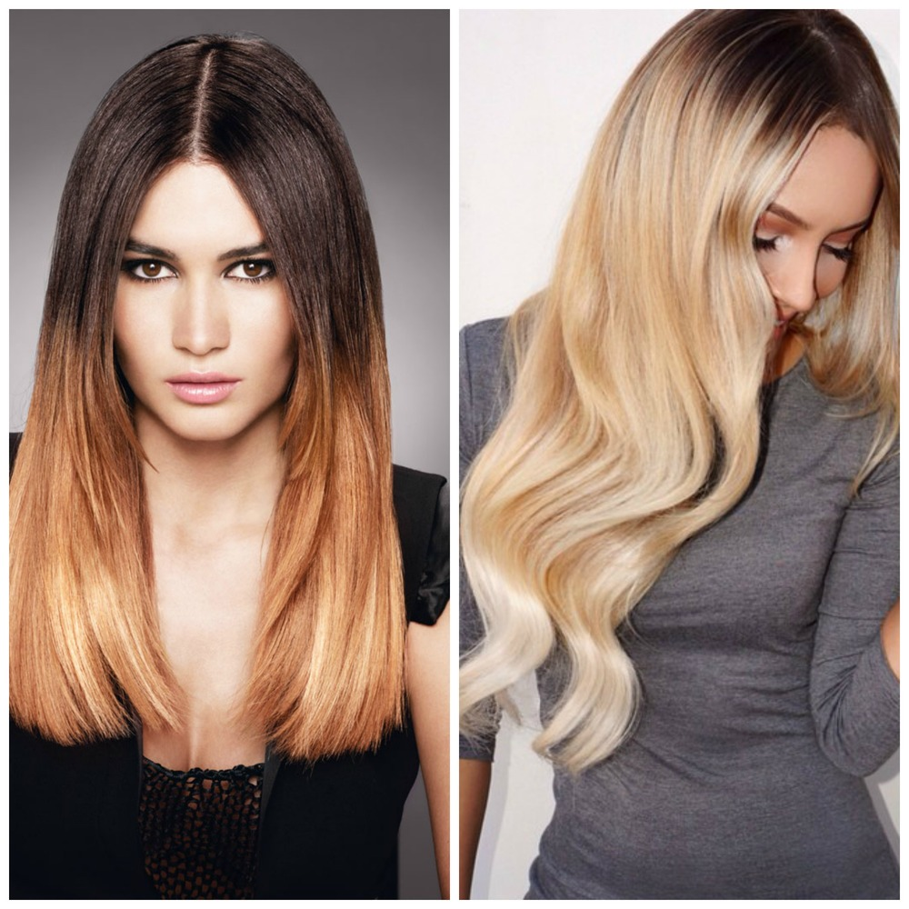 Balayage benefits bellami hair for What does ombre mean