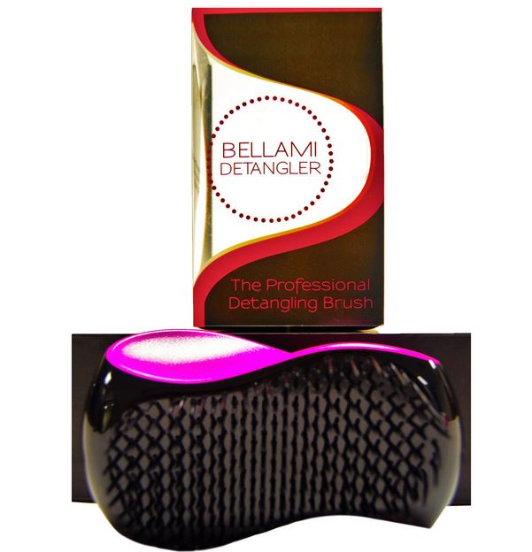 BELLAMI DeTangler brush Small Black