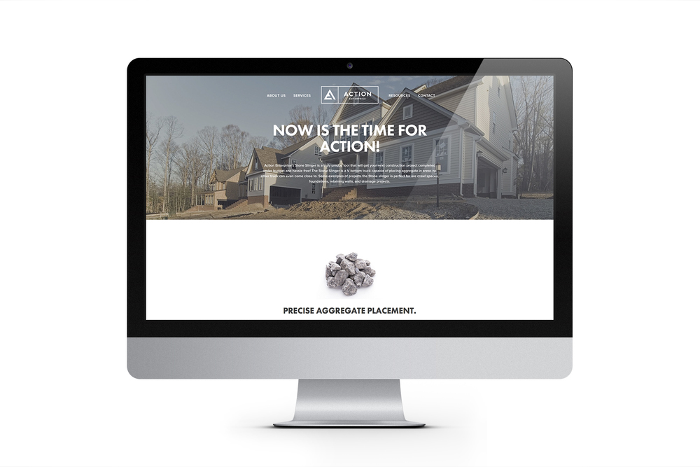 Action Enterprise Website