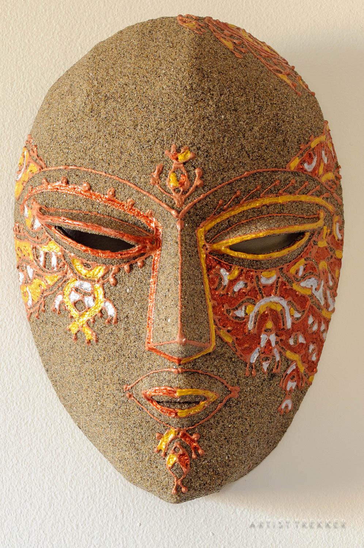 "Saidul Haque Juise, ""Mask-47"""