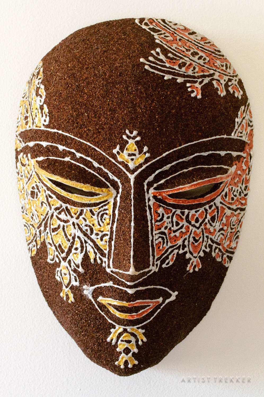 "Saidul Haque Juise, ""Mask-44"""