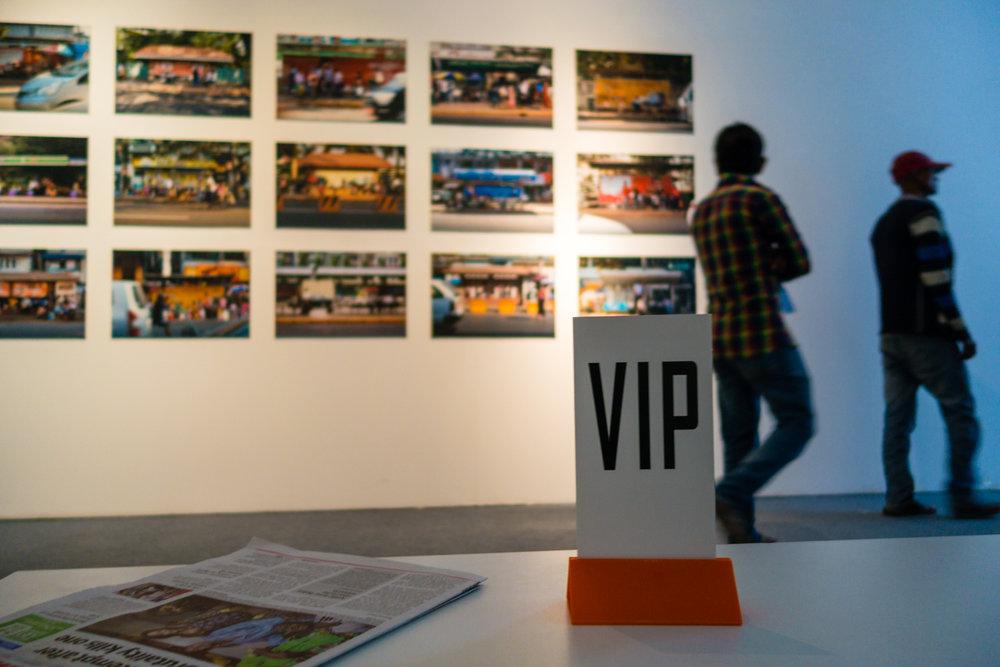 Po Po, VIP Project (Dhaka), 2014-2015.