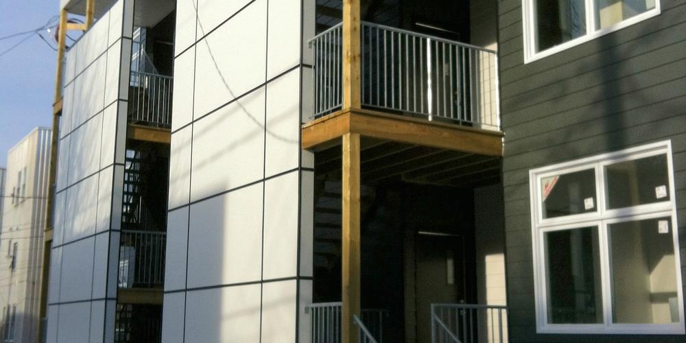 Client: Les Immeubles de la Morille