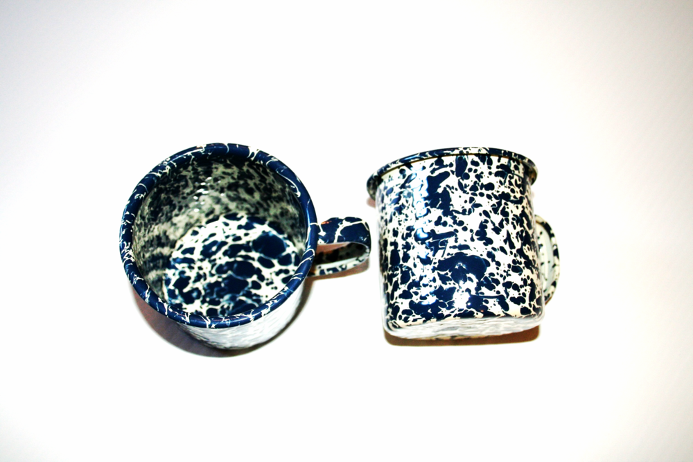 Enamel Cups for Silver Lake