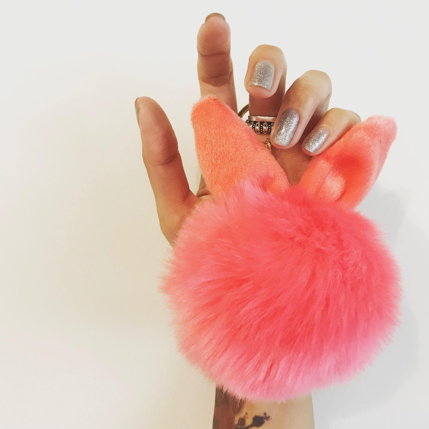 Kitty Puff Pop Pink Kimder