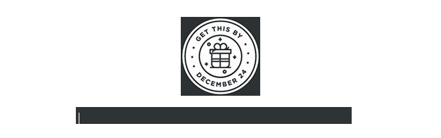 """Các campaigns kết thúc trước ngày 15 tháng 12 sẽ được gắn Holiday Badge để đánh dấu rằng đơn mua hàng của họ chắc chẵn sẽ được chuyển đến trong dịp lễ Giáng sinh. Huy hiệu này sẽ được cài đặt mặc định theo IP địa chỉ của khách hàng, có nghĩa là những khách hàng """"quốc tế"""" khi vào trang campaign của bạn sẽ chỉ thấy huy hiệu này nếu như campaign của bạn kết thúc trong hoặc trước ngày 7 tháng 12. (Đừng quên rằng các đơn giao hàng quốc tế chỉ được bảo đảm giao đúng dịp lễ nếu campaign kết thúc trong hoặc trước ngày 7 tháng 12)"""