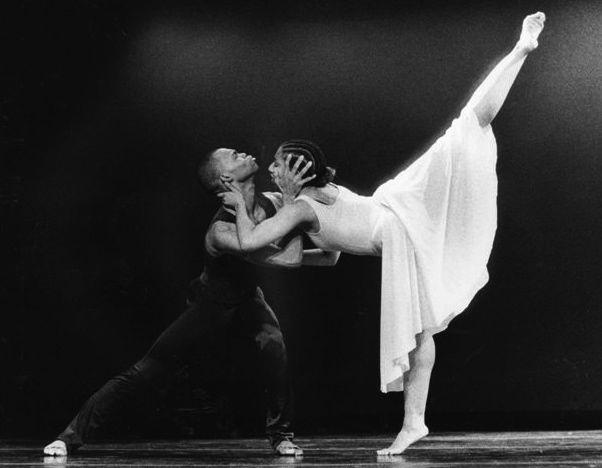 FRED BENJAMIN DANCE CO. (2002)