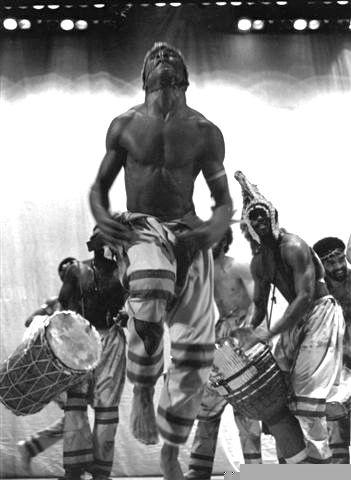 INTERNATIONAL AFRIKAN AMERICAN BALLET (1978)