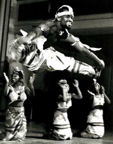 INTERNATIONAL AFRIKAN AMERICAN BALLET (1993)