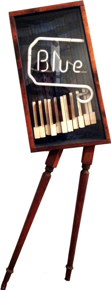 BLUE PIANO (1982)
