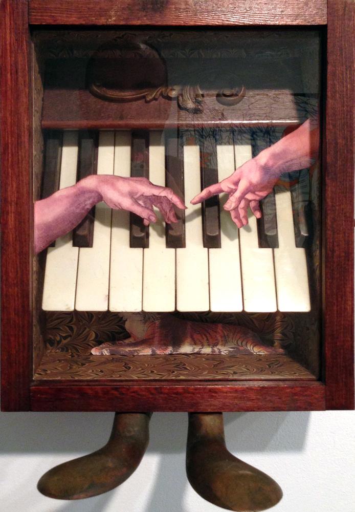 BEWARE THE SMALL PIANO! (1993)
