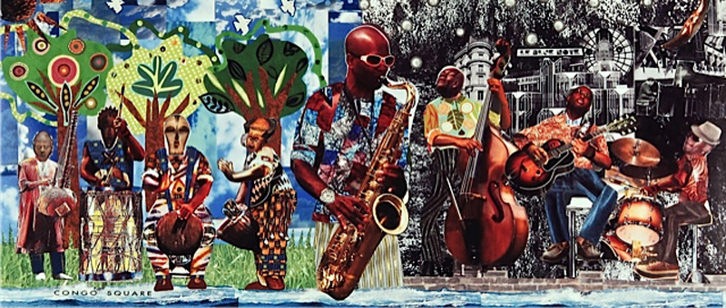 ROOTS OF JAZZ (2012)