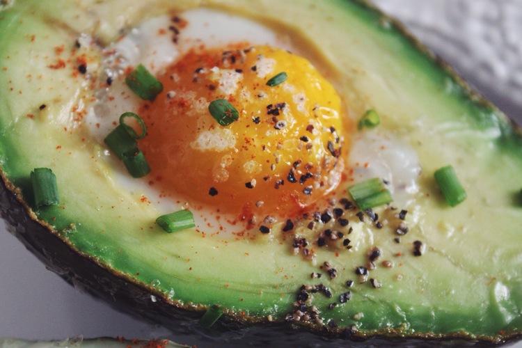 Avo Eggs