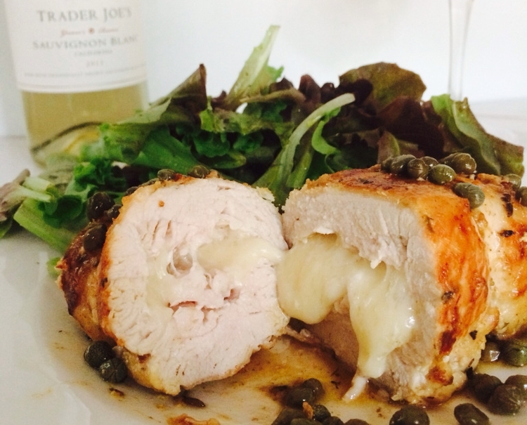 http://www.kitchentofeed.com/recipe/kelly-janke/swiss-cheese-stuffed-chicken-with-white-wine-sauce