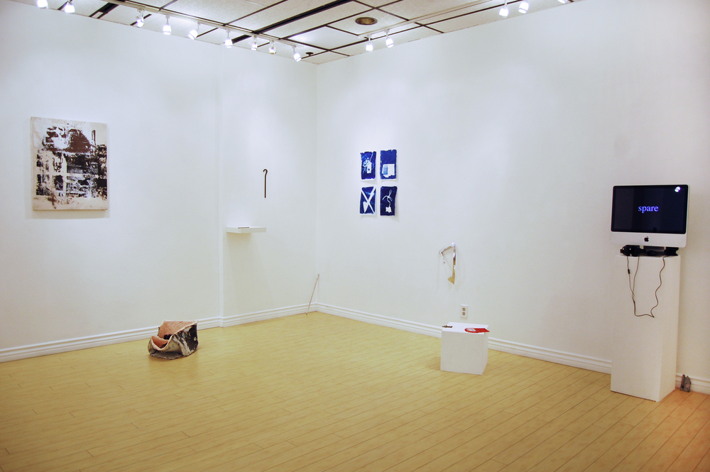 demaster, installation view
