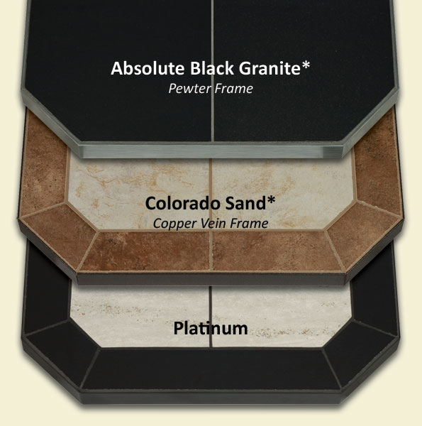 Signature Hearth Pads (Group III)