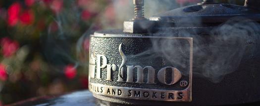 godbyhearthandhome primo grill smoking