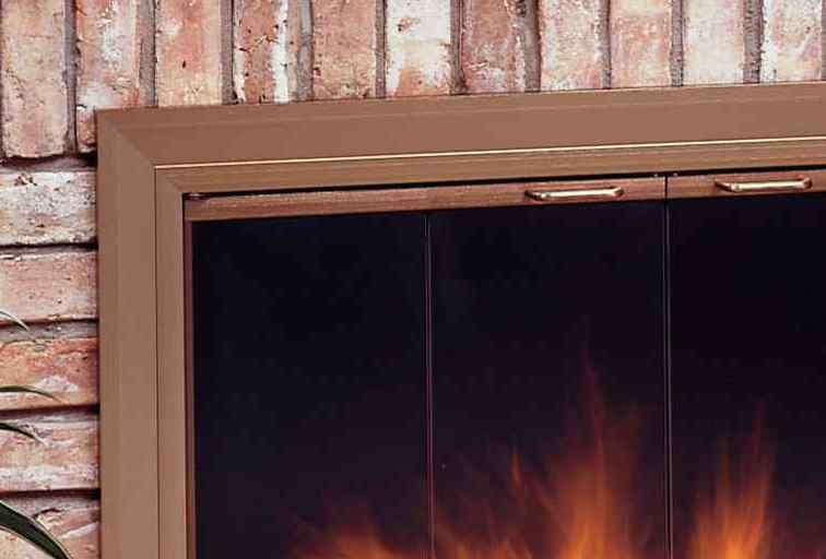 Glass Fireplace Doors Godby Hearth And Home