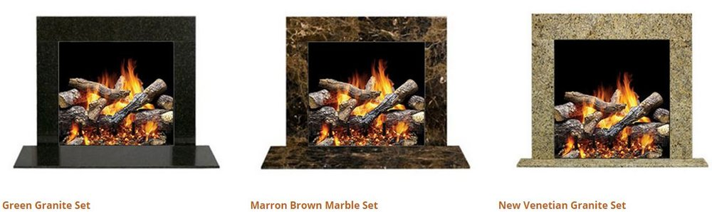 fireside hearth and home mantel stone sets 2