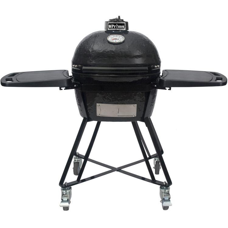 Oval JR 200 Grill