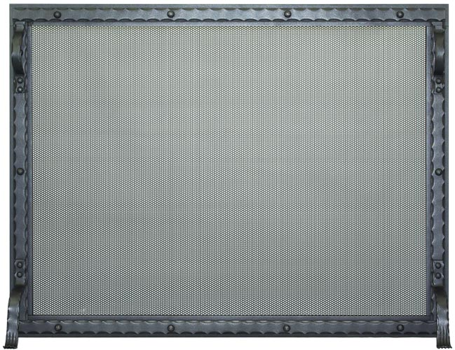 Blacksmith Rectangle in Charcoal